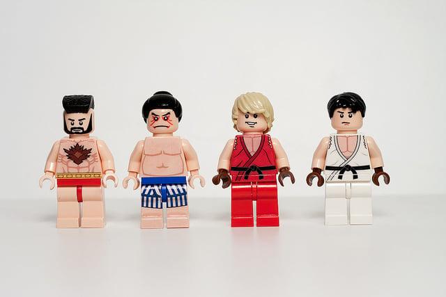 Custom Lego Minifigs