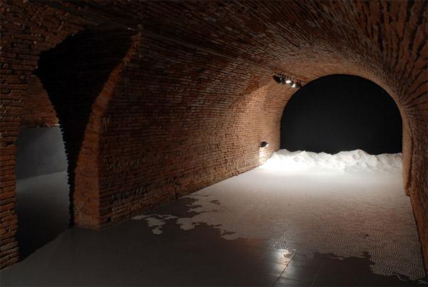Salt Labyrinths
