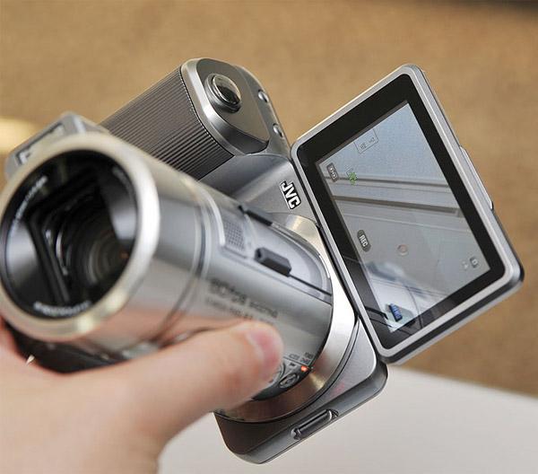 JVC GC-PX1 Hybrid Camera