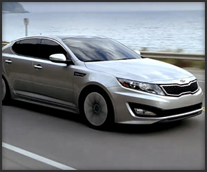 Kia Optima Super Bowl Ad