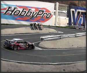 Korean RC Street Drift
