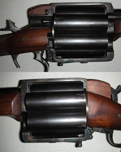 Revolving Shotgun