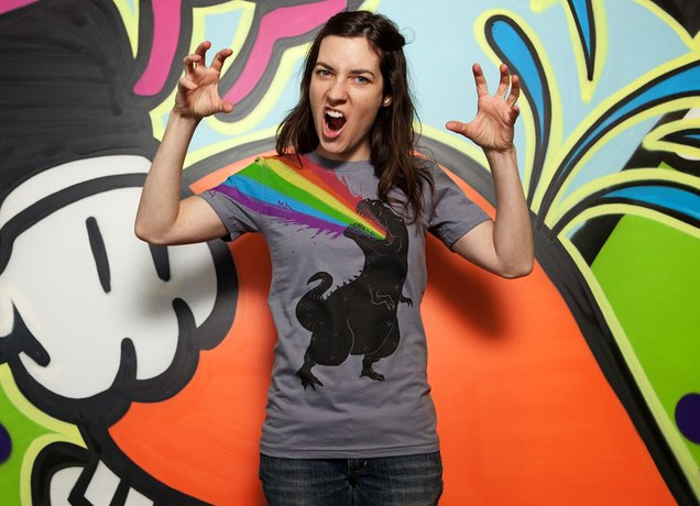 Technicolour Rex T-Shirt