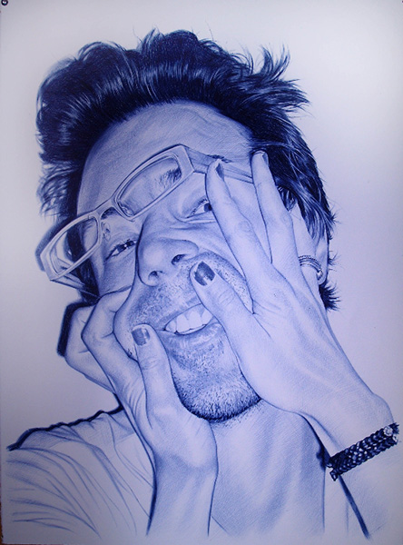 ballpoint pen drawings - photo #16