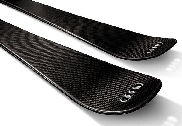 Audi x Head Carbon Skis
