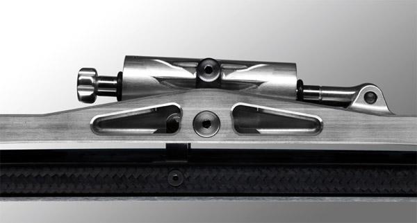 Audi x Head Carbon Skis