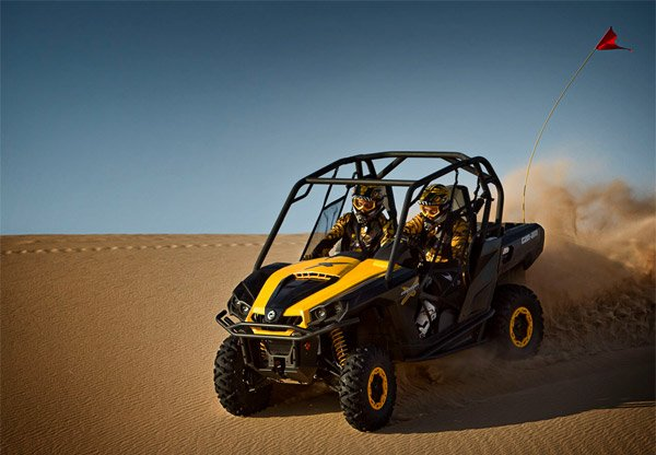 Can-Am Commander Series