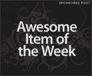 Awesome Item of the Week