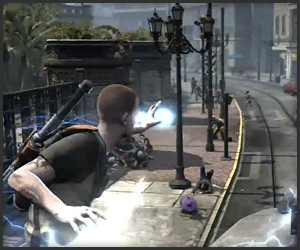 InFamous 2: Nix and Zeke Karma