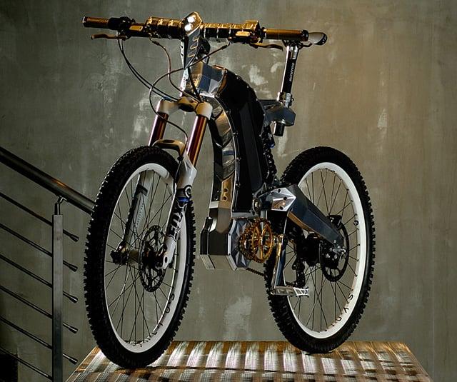M55 The Beast Electric Bike