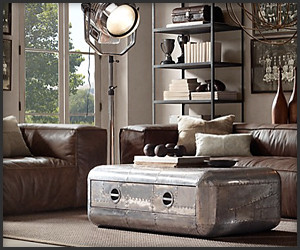 Blackhawk Coffee Table