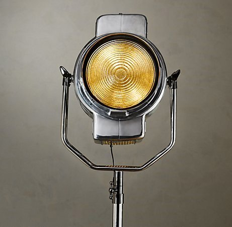 Hollywood Studio Lamp