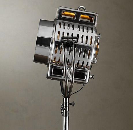 Hollywood Studio Lamp