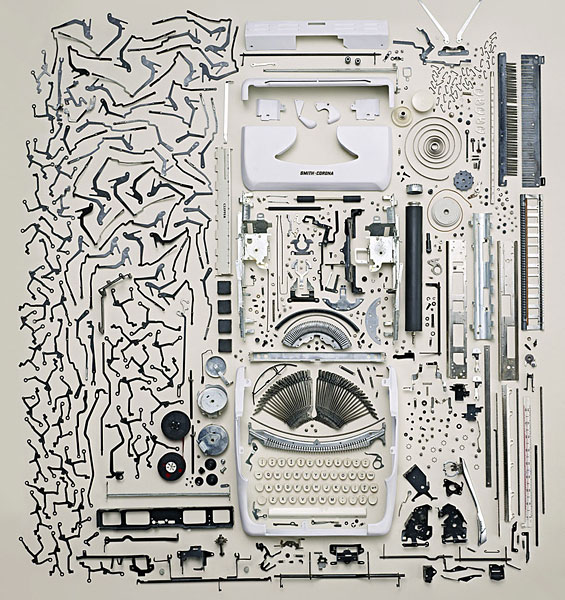 Disassembly by Todd McLellan