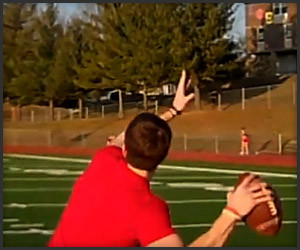 More Football Trick Shots