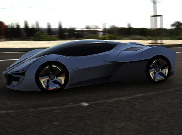 Aerius Concept Vehicle