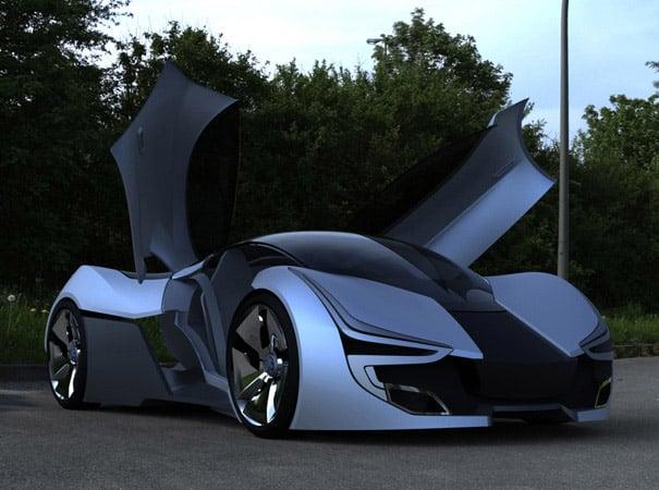 Aerius Concept Vehicle