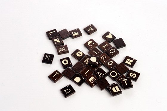 A-1 Scrabble Designer Edition