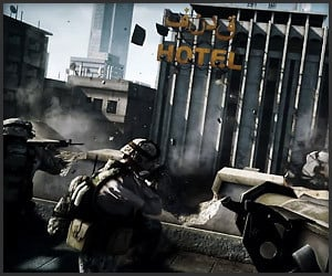 Battlefield 3: Gameplay First Look