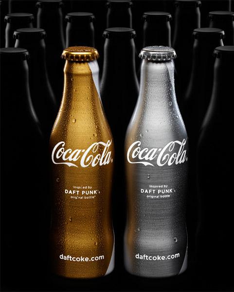 Daft Punk x Coca-Cola