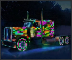 Projection Truck Animation