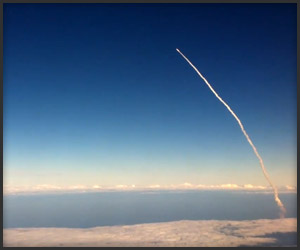 Airplane Shuttle Launch
