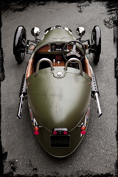 Morgan 3-Wheeler (Finished)