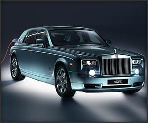 Rolls-Royce 102EX Electric