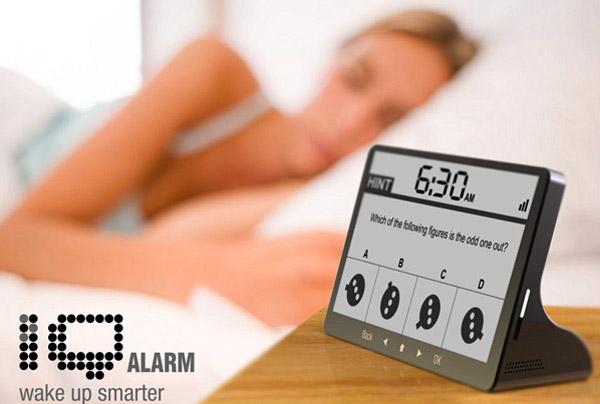iQ Alarm Concept