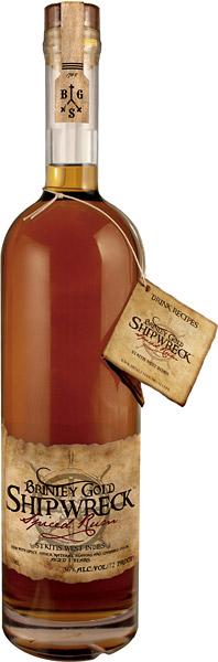 Brinley Gold Shipwreck Rum