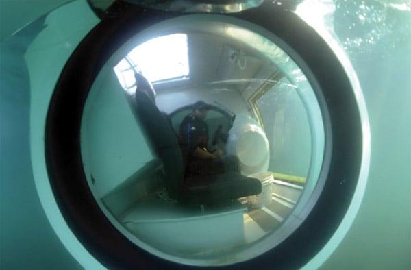 EGO: Semi-Submarine