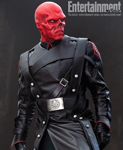 Capt. America: Red Skull