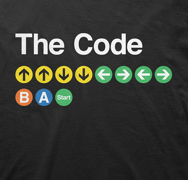 The Code 2.0 T-Shirt