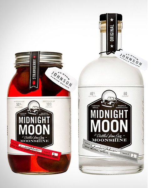 Midnight Moon Moonshine - The Awesomer
