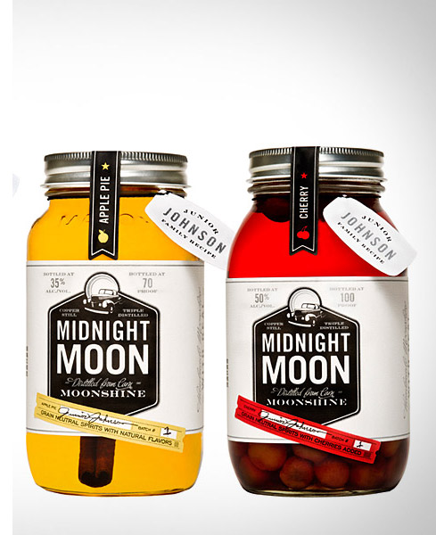 Moon shine recipes