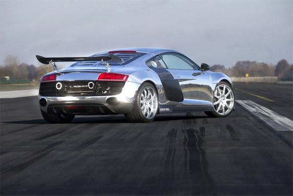 MTM Audi R8 Biturbo
