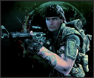 Charlie Sheen Plays Call of Duty