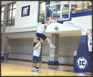 Jacob Tucker: Mad Dunker