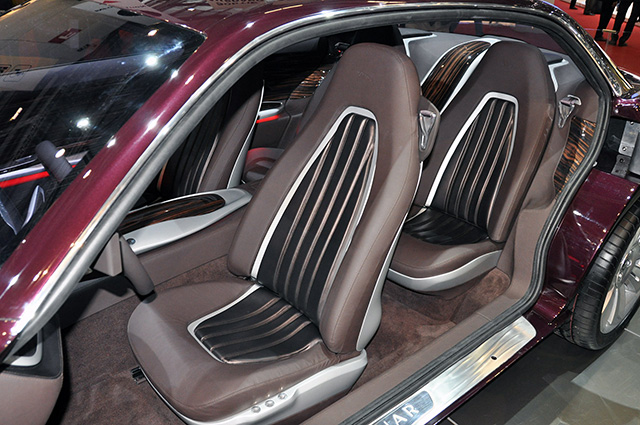 Jaguar B99 Concept
