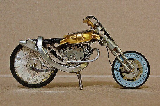Wristwatch Motorcycles