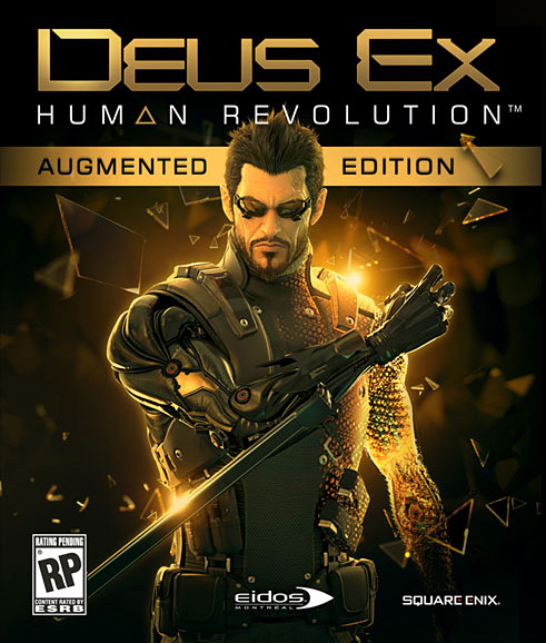 Deus Ex: H.R. Augmented Edition
