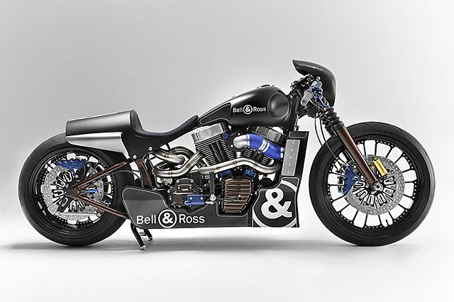 Harley x B&R Nascafe Racer