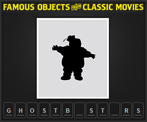 Famous Objects, Classic Movies