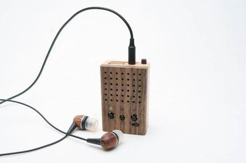 Motz Wooden Speaker