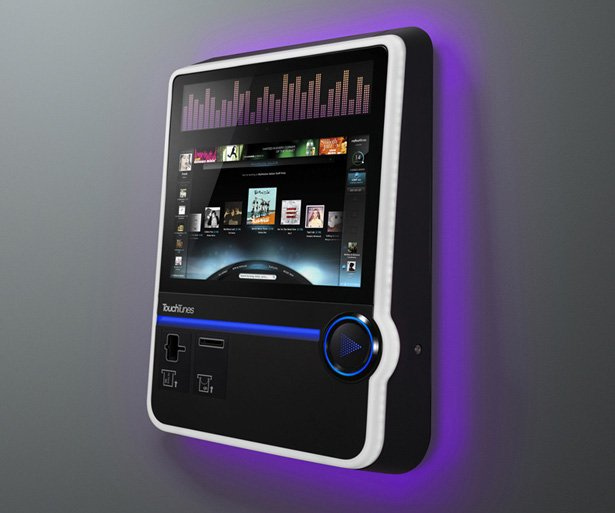Touchtunes Virtuo Jukebox