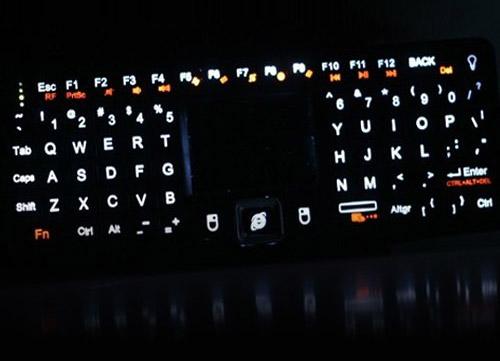 Rii Touch N7 Mini Keyboard