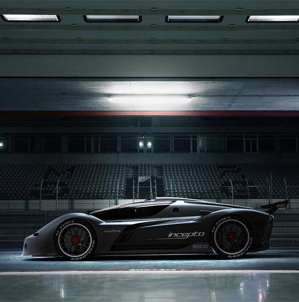 Incepto GT Concept