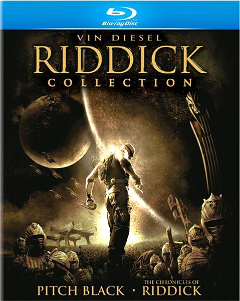 Riddick Collection (Blu-ray)