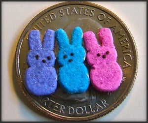 World's Tiniest Peeps