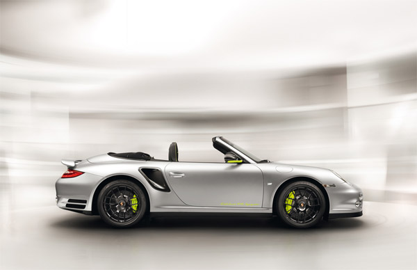911 Turbo S Edition 918 Spyder